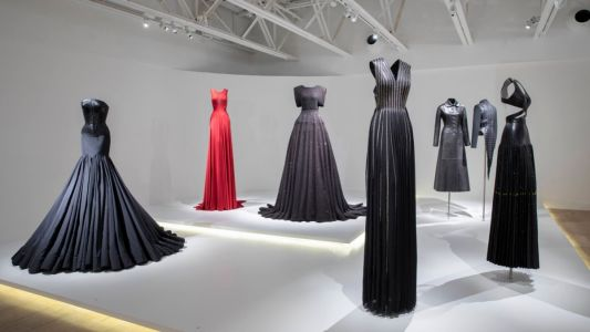 'Alaïa-Adrian: Masters of Cut' Passes the Art of Tailoring and Technique Onto the Next Generation