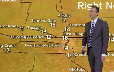 Canadian Weatherman's Dirty Mind Leads to a Hilarious Live Slip-Up
