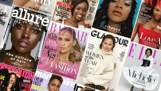 Diversity on Magazine Covers Increased by a Record Double-Digit Percentage in 2018