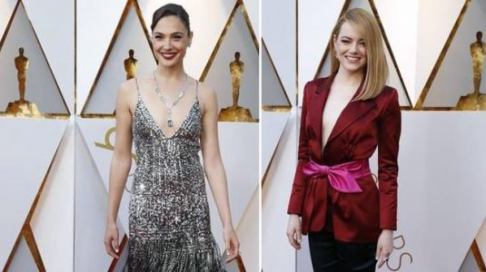 Here's why Oscars 2018 did not have a TimesUp black dress code