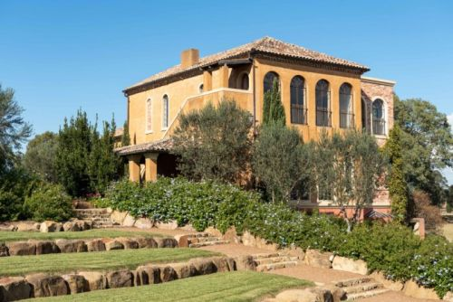 Sweetwater Estate: rare chance to lunch at landmark estate