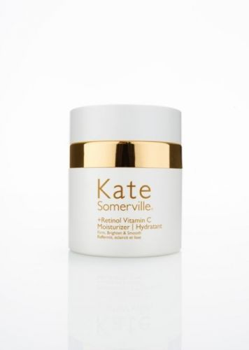 Kate Somerville Just Added Retinol to a Vitamin C Moisturizer and We're Shook