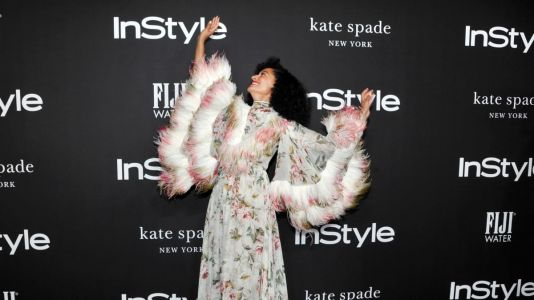 This Is a Post in Appreciation of Tracee Ellis Ross's Style in 2018