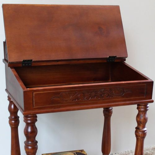 30 Best Of Small Wood Writing Desk Images