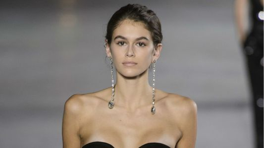 Supermodel-In-Training Kaia Gerber Had the Best Breakout Fashion Month