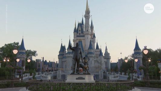 Disney World agrees to onsite COVID-19 testing for cast members, ends impasse with actors' union