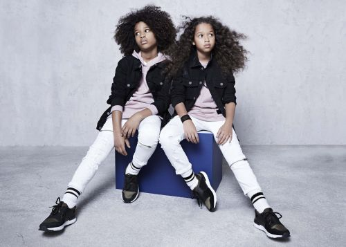 River Island launches gender-neutral kids clothing