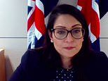 Priti Patel: 'Far too early' to book a summer holiday abroad