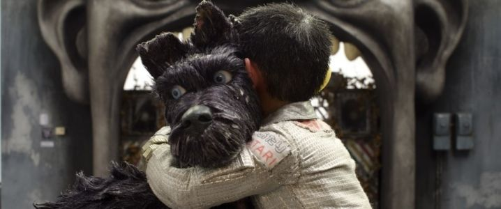 In 'Isle of Dogs,' noted pet nemesis Wes Anderson finally recognizes that dogs deserve to live