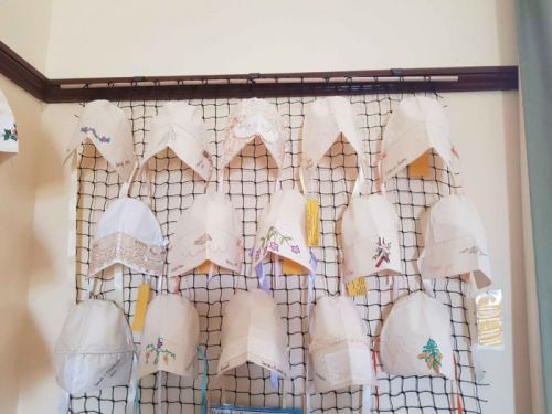 Exhibition of Convict Bonnets at the Lovett Gallery