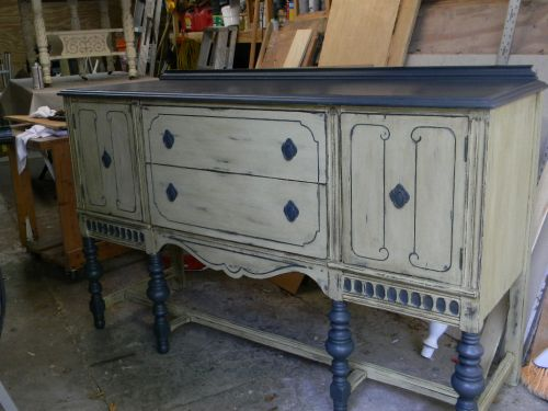 48 Best Of Distressed Black Console Table Pics
