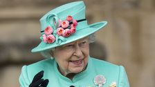 Her Majesty, The Queen Of Easter Hats