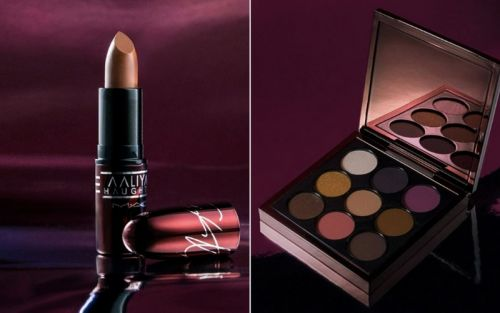 M.A.C teases new AaliyahForMAC collection