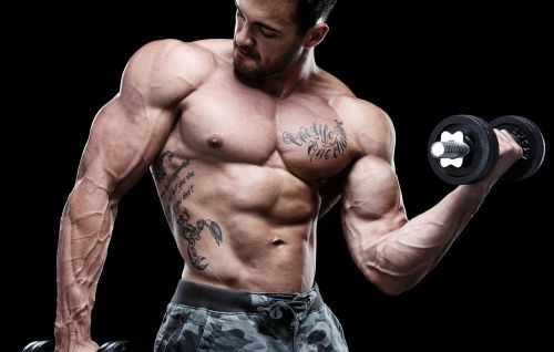 Are Veiny Arms Really a Sign You're Super Fit?