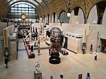 The best museums in the world revealed: Musee d'Orsay in Paris ranked No1 by TripAdvisor