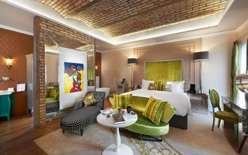 Top 10: the best boutique hotels in Budapest