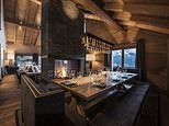 A review of Consensio's new French ski chalet Le Grenier in Meribel