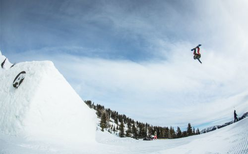 Team GB's Winter Olympian Aimee Fuller shares her favourite resorts for early-season snowboarding