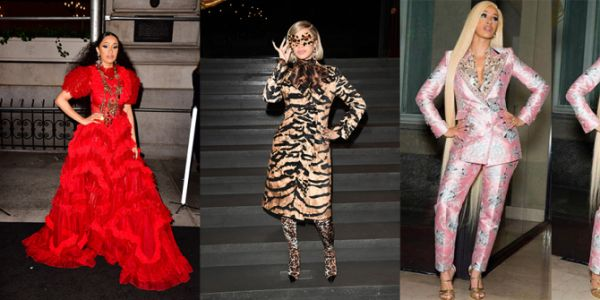 Cardi B Is Living Her Best, Most Fashionable Life at Paris Fashion Week