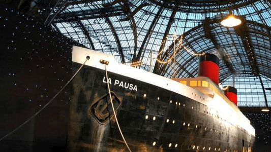 Chanel Set Sail Aboard a Giant Ship for Its 2019 Cruise Show