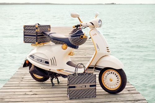 The Vespa 946 Christian Dior Celebrates Freedom, Expression and The Art of Living