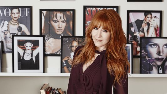 How Charlotte Tilbury Channeled an Early Love of Mascara Into a Decades-Long Career in Makeup