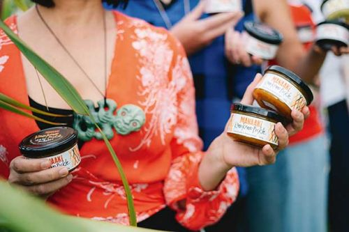 Omaka marae 'aunties' say their Manaaki gourmet preserves are 'Maori culture in a jar'
