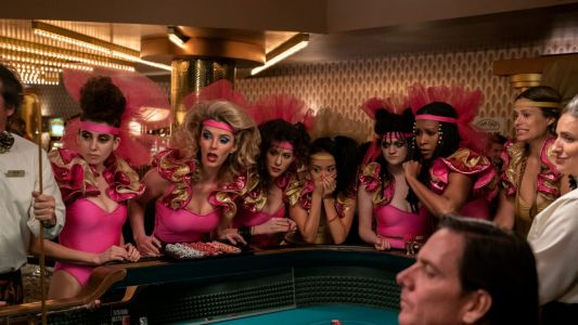 The 'Glow' Season 3 Costumes Feature 'Dynasty'-Style Sequins, '80s Power Suits and a Bob Mackie Tribute