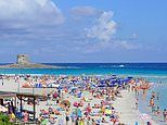 Tourists will have to buy TICKETS to visit Sardinia's La Pelosa beach