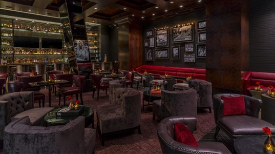 5 Of Houston's Swankiest Hotel Bars