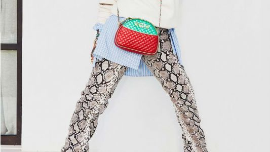 19 Snakeskin Items That Will Help You Channel Your Inner Rihanna for Spring