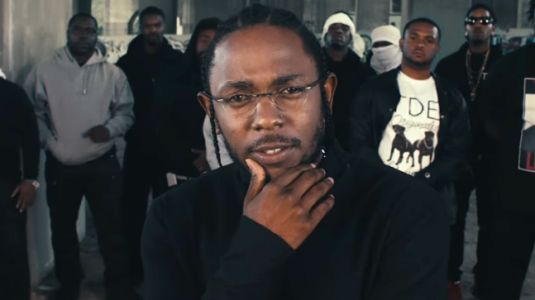 Kendrick Lamar just became the first rapper to win Pulitzer. DAMN!
