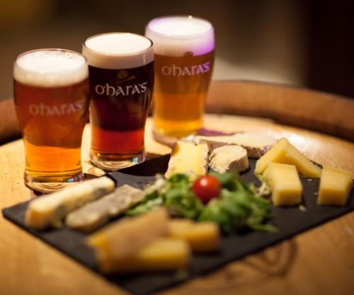 The Diverse World of Beer and Food Pairings