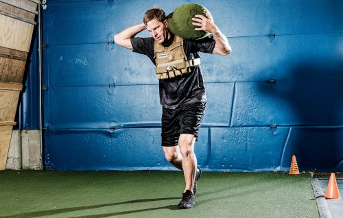 How Elite Military Trainers Create Strength Programs