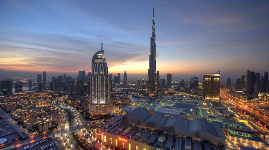 A Flight Attendant's Guide To Dubai