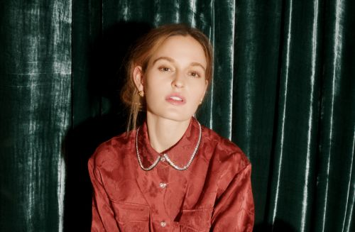 Markarian Presents a Luxe Vision of 'Giving In' to Loungewear For Fall 2021