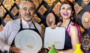Jacqueline Fernandez' Colombo restaurant is now open, and the food looks delicious