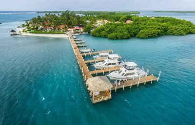 The Belizean Resort That Hooks You With Lures And Lavishness