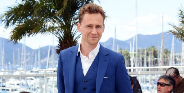 Great Outfits in Fashion History: Tom Hiddleston in a Sea Blue Suit at Cannes