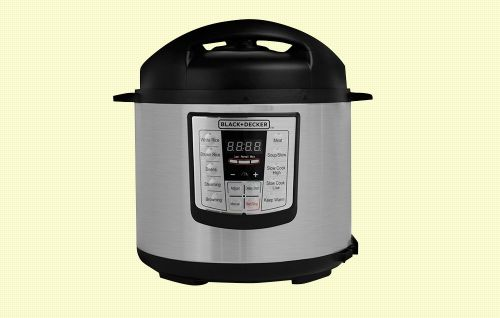 Upgrade Your Meal Prep With This Pressure Cooker