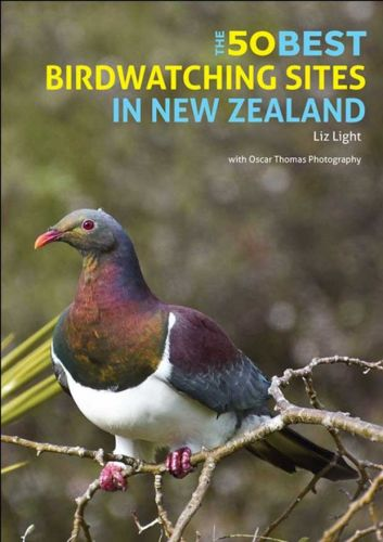 Be in to win one of three copies of travel guide The 50 Best Birdwatching Sites in New Zealand, valued at $39.95 each