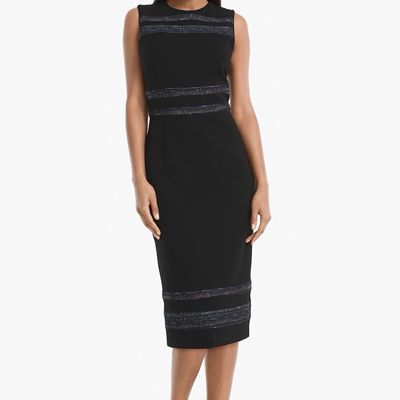 Mad Deals Of The Day: $130 Off A Pretty Tweed Black Dress And More