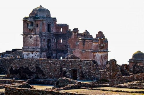 The 7 Most Haunted Places in Rajasthan