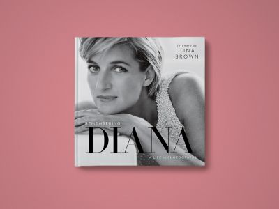 20 years after Princess Diana's death, a new book remembers her through photos