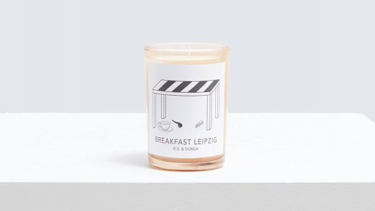 Steph's New Favorite Candle Smells Like Coffee, Almond Pastries and Leather-Bound Books