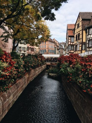 Bled:Colmar in Alsace, France