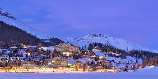 Sun, snow, nature and luxury: how to experience the heights of St Moritz without putting on a set of skis