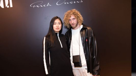 I.T's Rick Owens x Birkenstock pop-up launch party