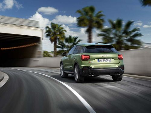 The New Generation Audi SQ2 - Better By Design