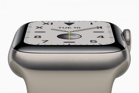 Five reasons we are excited for the new Apple Watch Series 5